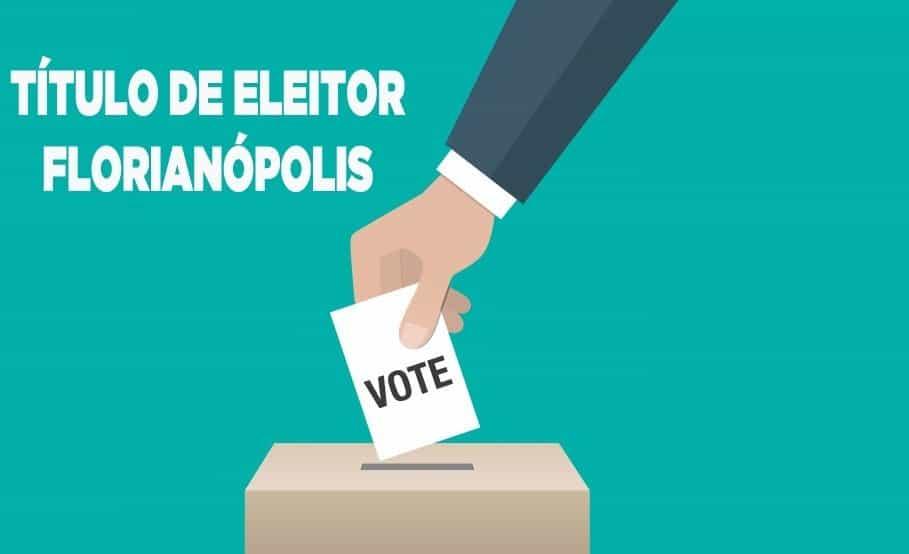 Título de eleitor em Florianópolis