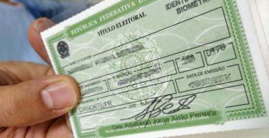 documentos regularizar titulo de eleitor