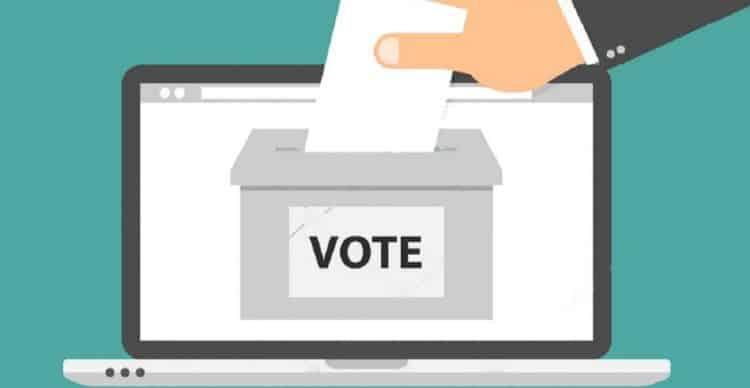 Site de Apuração das Eleições